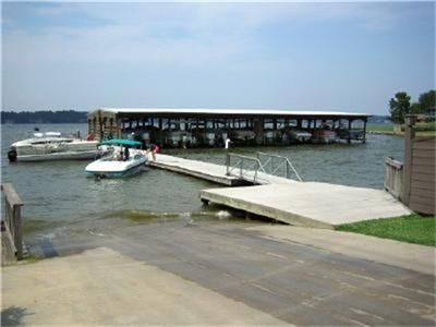 The Marina is a short Golf Cart ride away or walking distance.