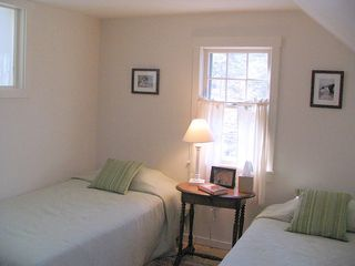 twin room - Cushing house vacation rental photo