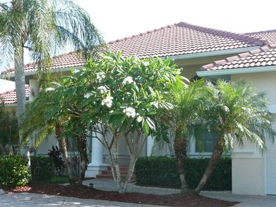 Former Model - Water Front - Vacation Home on Marco Island, South-west Florida..