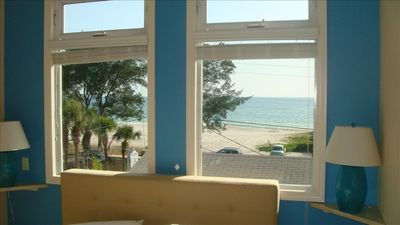 Master Bedroom View to Gulf of Mexico