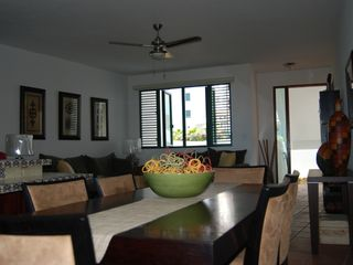 Rio Grande villa photo - Dining Room View