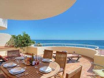 Estepona Port & Town apartment rental - TERRACE PENTHOUSE E2