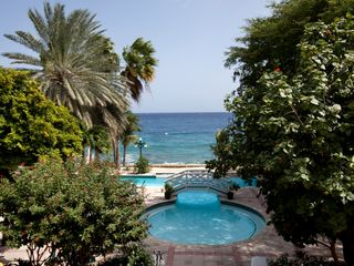 Curacao estate photo - Balcony View