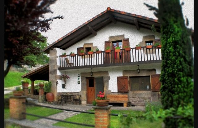 Casa rural Malkornea for 10 people