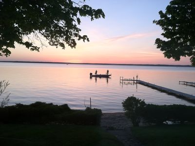 One of Michigan's top fishing lakes