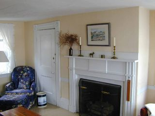 Wellfleet house photo - Living room