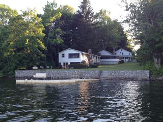 Bantam Lake cottage photo - .