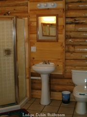 Bretton Woods cabin photo - Large Bathroom