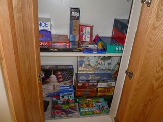 Bandon house photo - Game cabinet