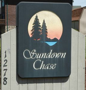 Our home is located in Sundown Chase 1278 Deep Creek Drive, 4 B