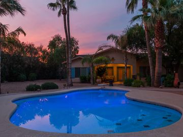 Downtown Scottsdale estate rental - Serenity Now.