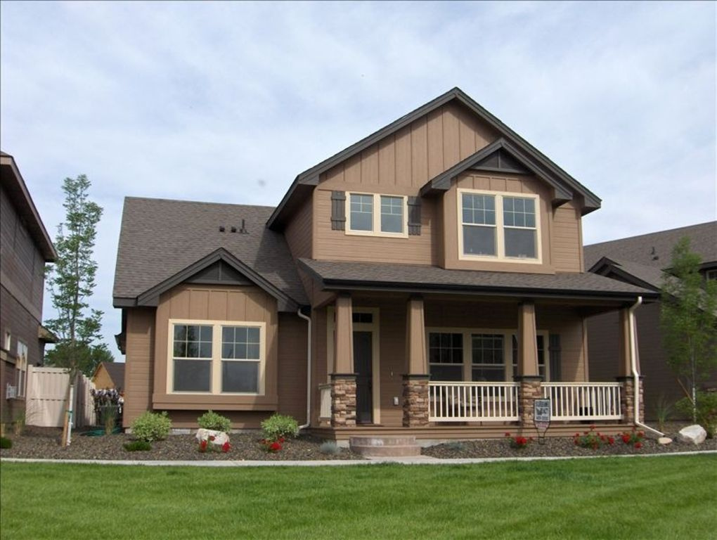 Location, Location - Newly Custom Designed Home in Eagle