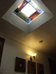 Brooklyn townhome photo - The Skylight...