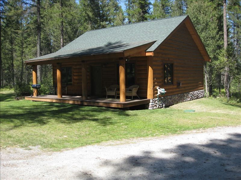 Private homes vacation rental vrbo 374578 2 br Log cabin 2 bedroom