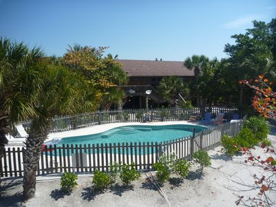 Don Pedro Island condo rental - Cool off on the crystal-clear freshwater pool!