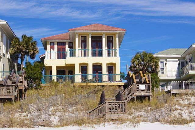 The bash luxury 6 bedroom 6 5 baths gulf vrbo for 9 bedroom rental destin florida
