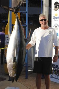 2nd largest marina in the world, with big game fishing.  Tim catches every time.