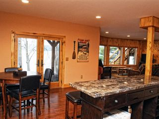 Lake Wallenpaupack house photo - Basement