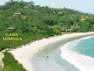 Playa Flamingo villa photo - Casa Mimosa is located on the south end of Playa Flamingo