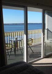 Fenwick Island townhome photo - Take in the picturesque Little Assawoman Bay from our 3rd Floor Balcony