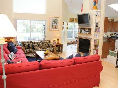 Renovated + Large Fenced Yard + Private Pool + Secluded + Hot Tub + Fireplace