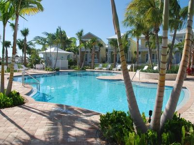 Relax by the Pool overlooking the Atlantic!
