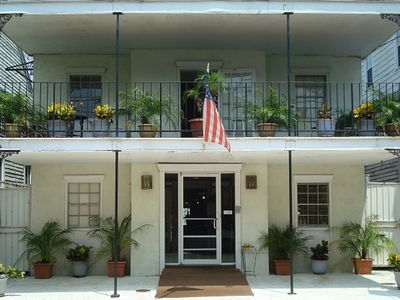 Empress Hotel In Historic Treme Just Two Blocks To The French Quarter