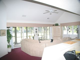 Sunset Beach townhome photo - Living Room