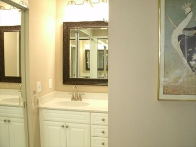 Master Bathroom/Dressing room