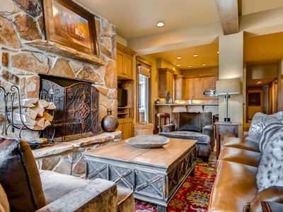 Ski In, Ski Out Villa With Private Hot Tub, Sleeps 6