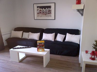 Apartment, Ax Les Thermes, village center, furnished accommodation 3 *