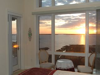 Rivendell Ocean City condo photo - More beautiful sunset from master bedroom!