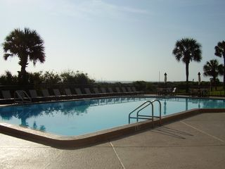 St. Augustine condo photo - Perfectly Maintained Pool Deck & Grounds