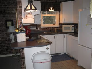 Mont Tremblant townhome photo - 4 bedroom townhouse fully equiped kitchen