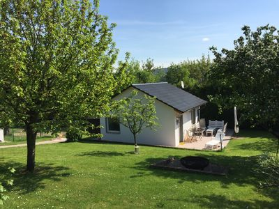 Quiet accommodation in the countryside near Jena for 2-4 people