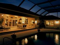 Luxurious Waterfront Home located in Port Charlotte Beach district