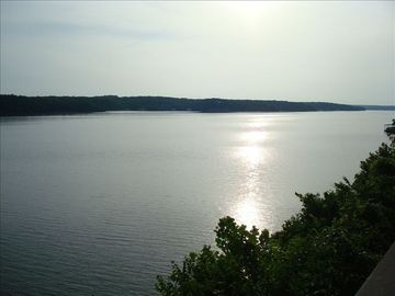 Osage Beach condo rental - Gorgeous Main-Channel View from Private Deck!