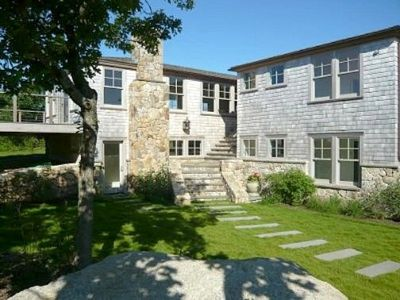 Gayhead - Aquinnah house rental - Main Entry
