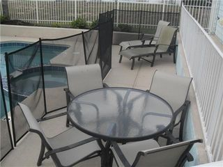 Reunion house photo - Patio pool furniture