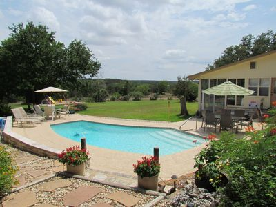 Austin house rental - POOL