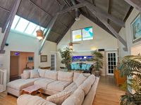 LUXURY and Historic WATERFRONT House w/Dock, Hottub, KAYAKS, BIKES!