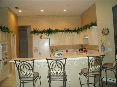 Do you enjoy cooking? The kitchen is ready for you.