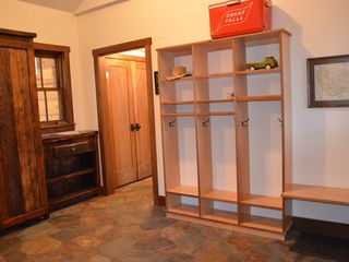 Georgetown Lake house photo - Lots of storage in the mudroom entry.