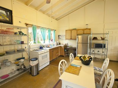 Kilauea studio rental