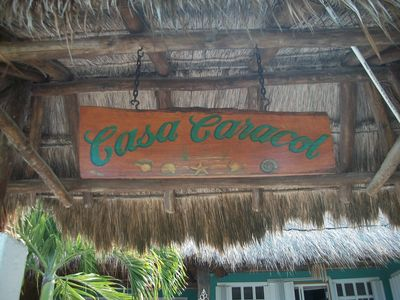 Welcome to CASA CARACOL !!!!