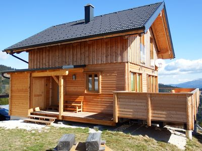 Newly built chalet: on the south side of the Alps in the family friendly Carinthia