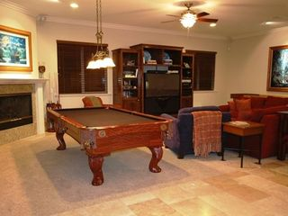 San Diego estate photo - Play Pool, Shuffle Board, and Enjoy Big Screen Tv.