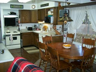 Pinetop cabin photo - .