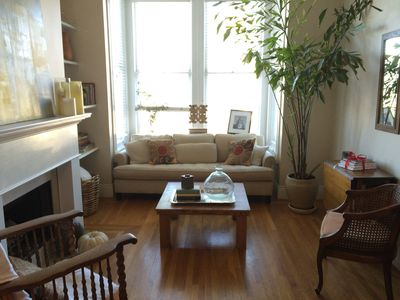 Centrally Located Historic Flat in San Francisco