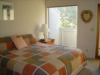 Santa Cruz house photo - Upstairs Bedroom - Located on it's own level